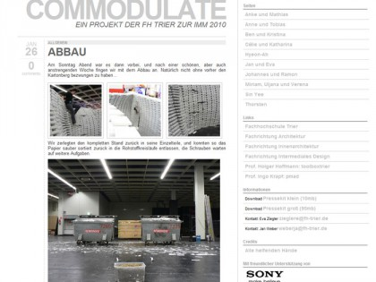 Commodulate