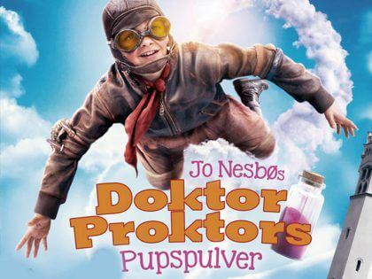 Doktor Proktor's Pupspulver (2014)