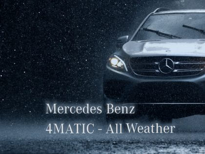 Mercedes Benz All Weather